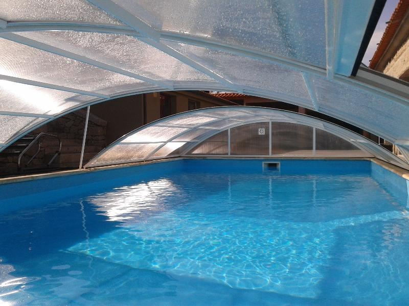 Coberturas Baixas para Piscina Aquatic