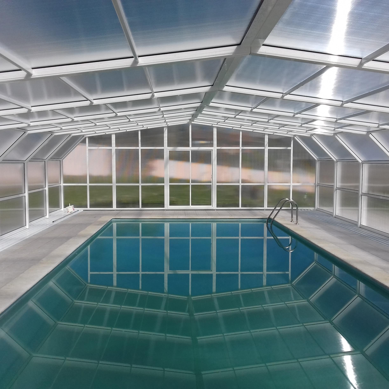 Cobertura para piscina Classic Alta